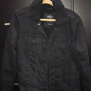 Mens Hollister jacket brand new condition